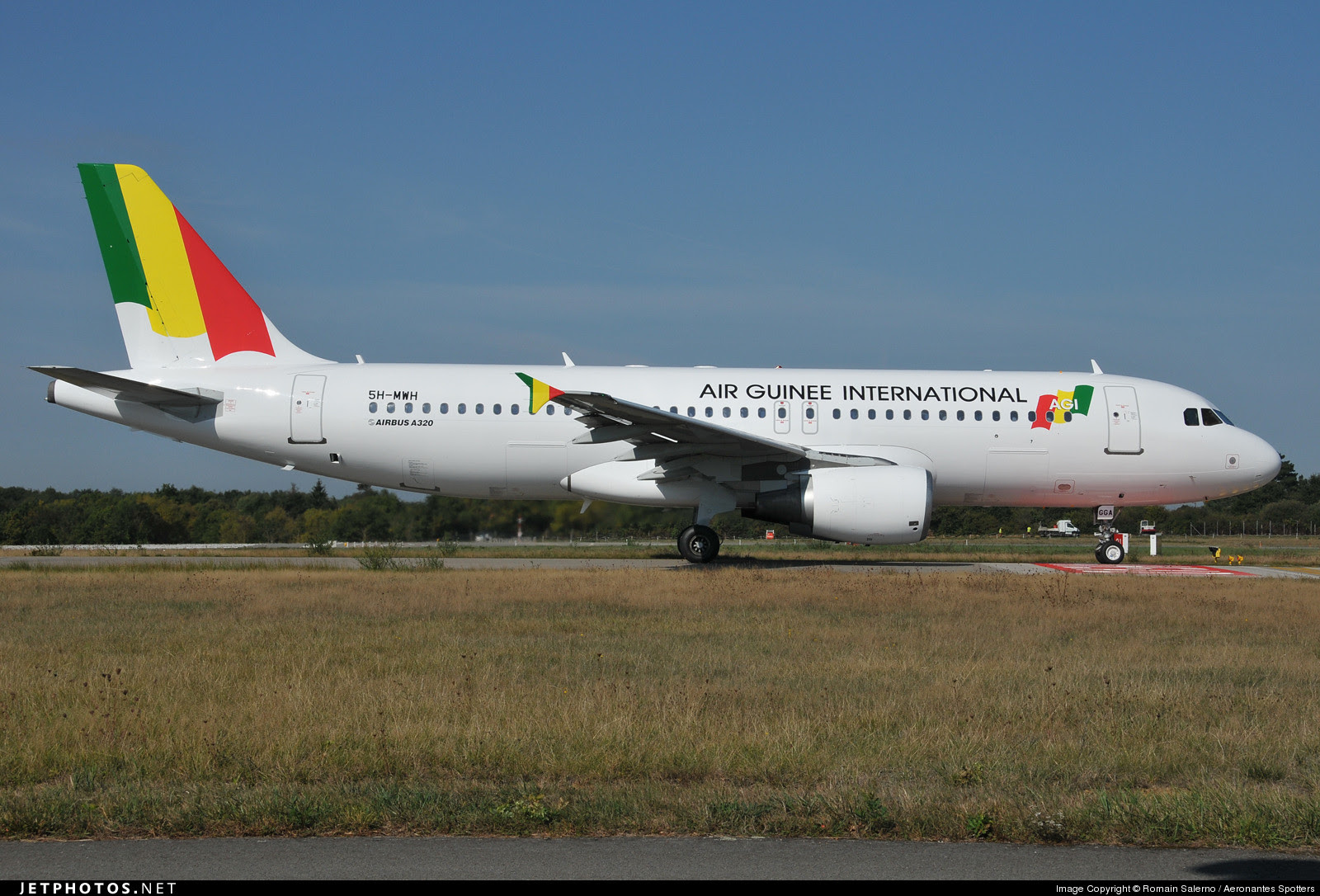 Air Guinée International Airbus