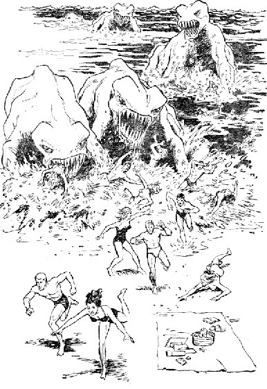Silverberg's                                                            Monsters TALES                                                           FROM SUPER                                                           SCIENCE                                                           FICTION