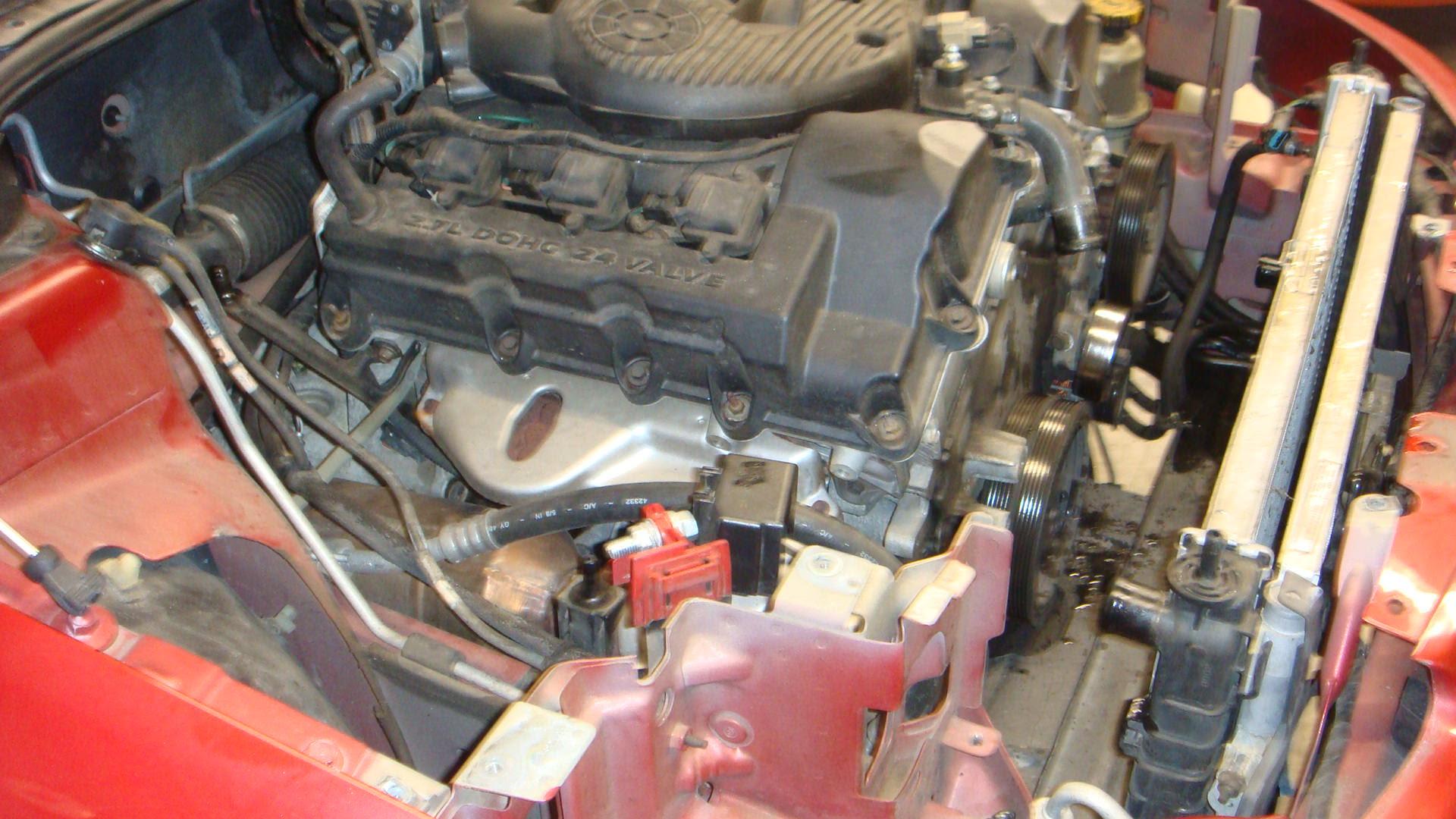 04 Dodge Stratu 2 7 Engine Diagram