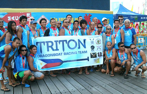 Please Help Save the Philippine Dragon Boat Team