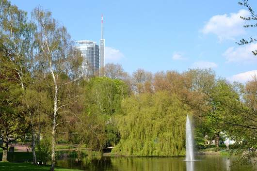 Essen, European Green Capital 2017