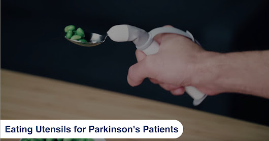 Utensils for the Daily Use of Individuals with Parkinson's Disorders