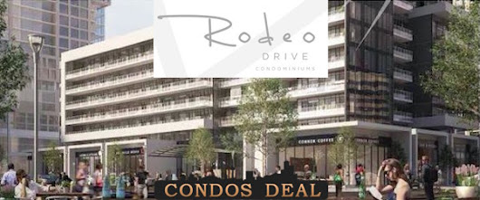 RODEO DRIVE CONDOS|Shops At Don Mills |VIP ACCESS