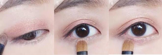 Hướng dẫn chi tiết từng bước một với 4 kiểu eyeline thanh mảnh sắc nét dành cho nàng mới tập tành kẻ mắt - Ảnh 14.