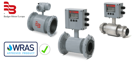 WRAS Approval for Mag Flow Meters