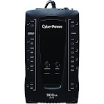 CyberPower AVR Series AVRG900U UPS - 480W - 900 VA - 9 Ah
