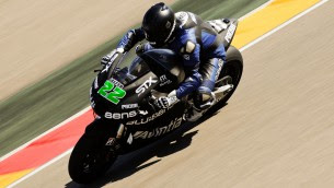 CRT Test Aragon second day