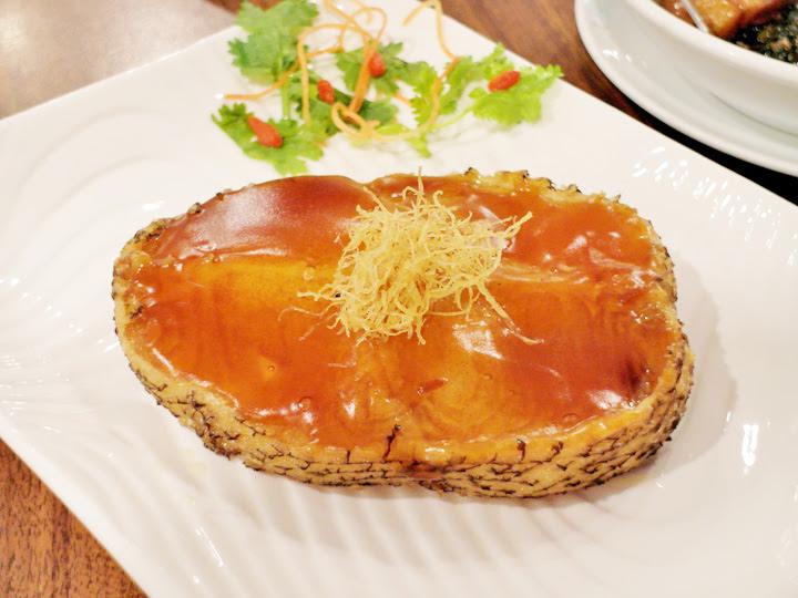 Pan‐Fried Cod Fillet with Goldleaf Sauce