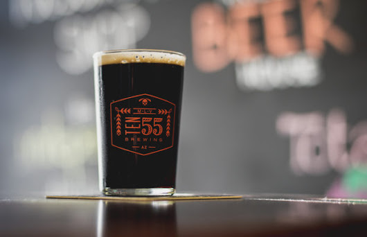 Say your final farewell to Ten Fifty-Five Brewing's original taproom