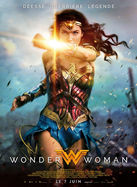 Critique de Wonder Woman par SineS - AlloCiné