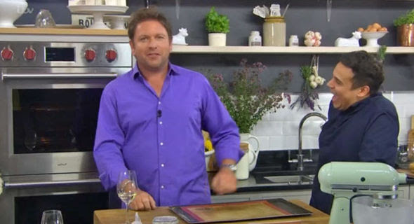 Saturday Morning: James Martin makes SEX SHOP confession ...