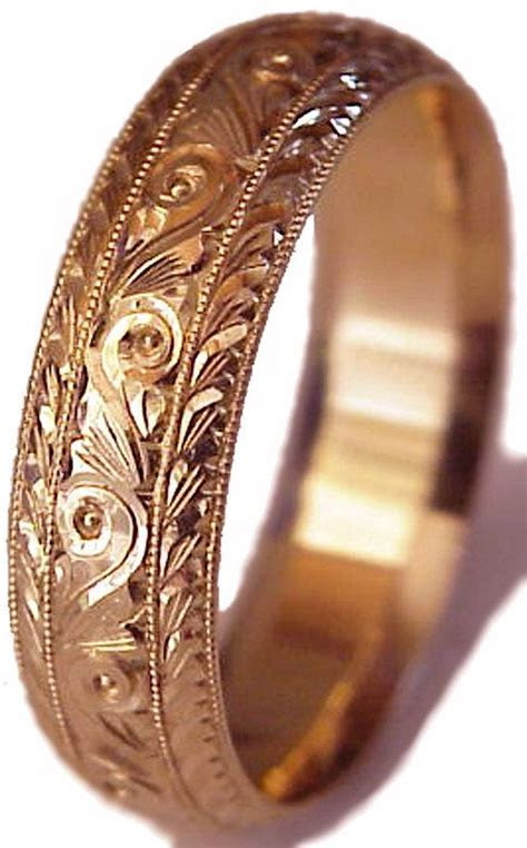 17 Best ideas about Wide Wedding Bands on Pinterest   A