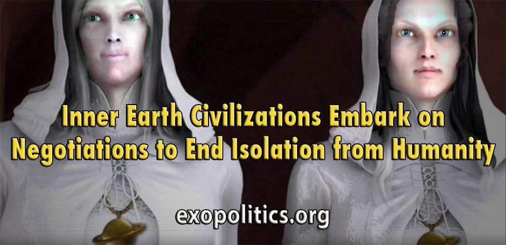 Inner Earth Beings-meeting humanity