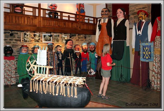 8 Museo de Cabezudos