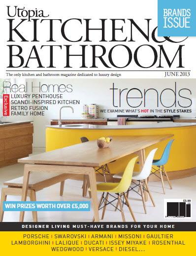 Utopia Kitchen & Bathroom - June 2013 » PDF Magazines - Download ...