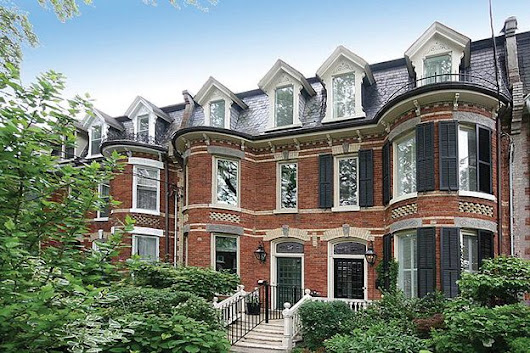 House of the Week: $1.5 million for a restored Victorian in Cabbagetown - torontolife.com