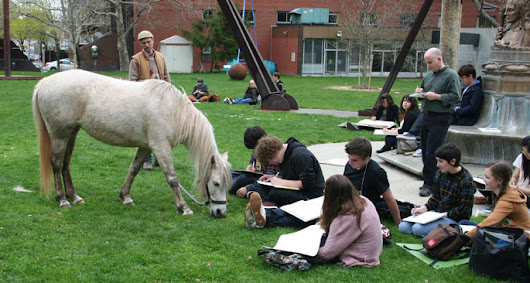 Annual Horses on campus event to take place on April 12th