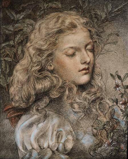 Emma Sandys, Pleasant Dreams, 1876