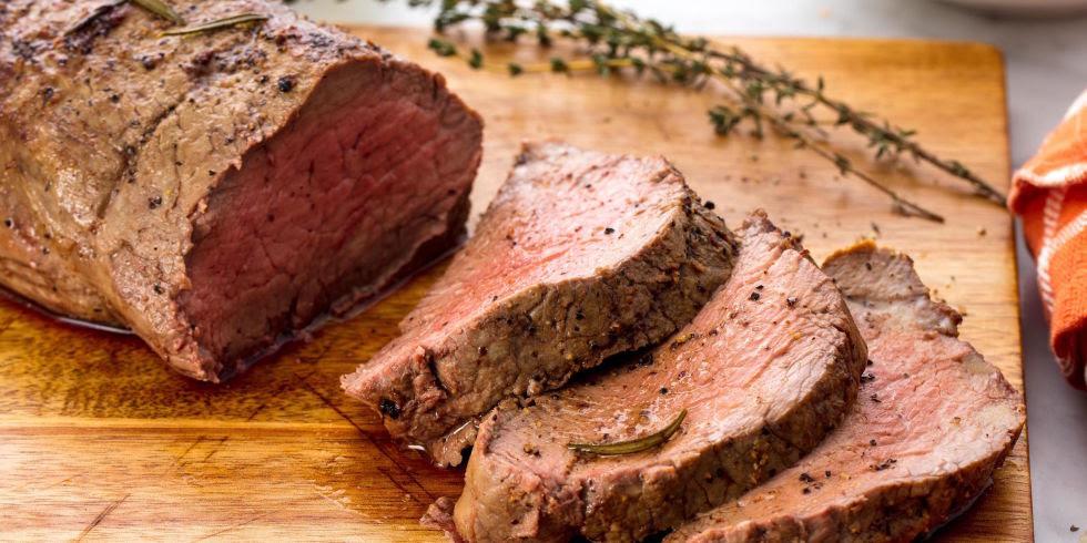 Beef Tenderloin Horizontal