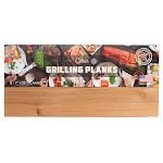 "Western Red Cedar Grilling Planks 7x15"" 8-Pack"