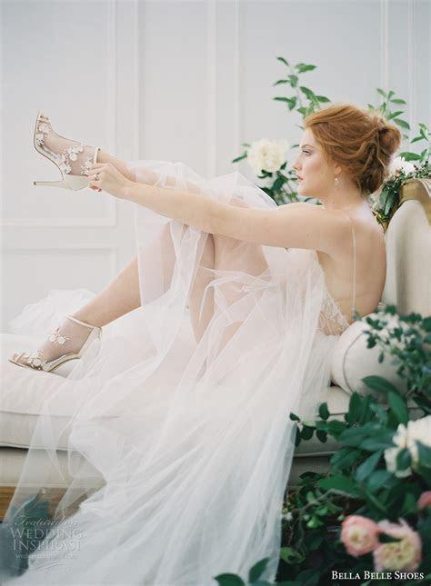 Bella Belle Shoes ? Enchanted Spring Shoot   Wedding Inspirasi