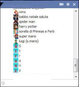 Trucchi Facebook: emoticon per chat, inserire immagine del profilo come emoticon