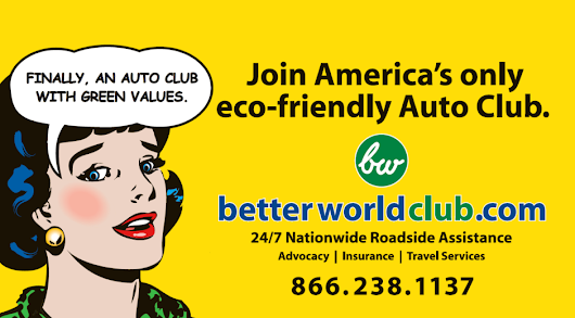 Better World Club - Roadside Assistance, Insurance and Travel