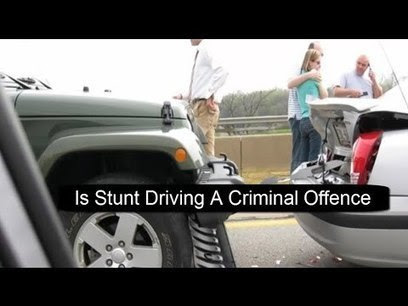 Is Stunt Driving A Criminal Offence| Call (647-983-6720) - YouTube | saggilawfirm
