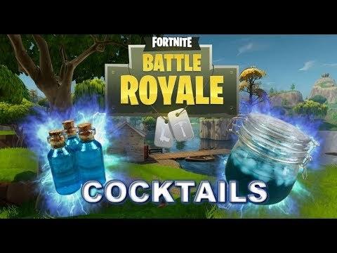 Shield Drinks In Fortnite Great Cocktail Recipes Fortnite Shield Potion Cocktail