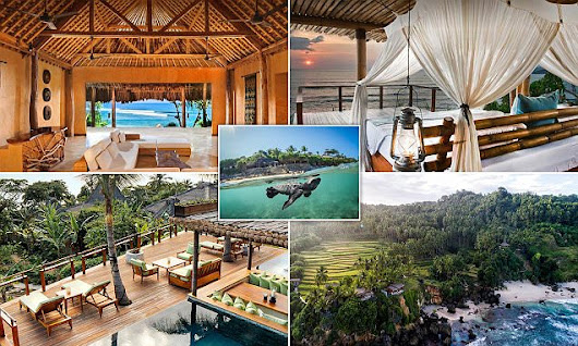 Secluded Indonesian resort is voted best hotel in the world