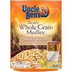 Uncle Ben's Ready Whole Grain Medley Brown & Wild - 8.5oz
