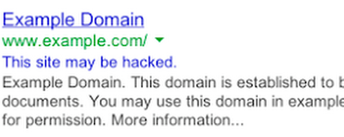 Google: Algorithm Updates To Tackle Hacked Spam