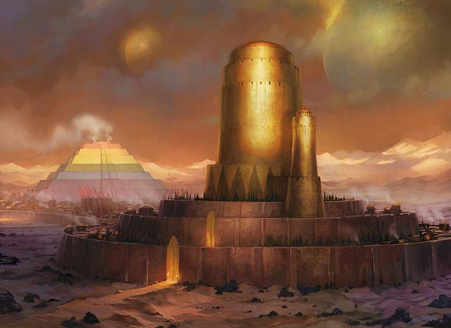 Image result for dark sun city-state