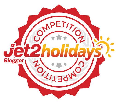 Jet2holidays-blogger-logo-competition