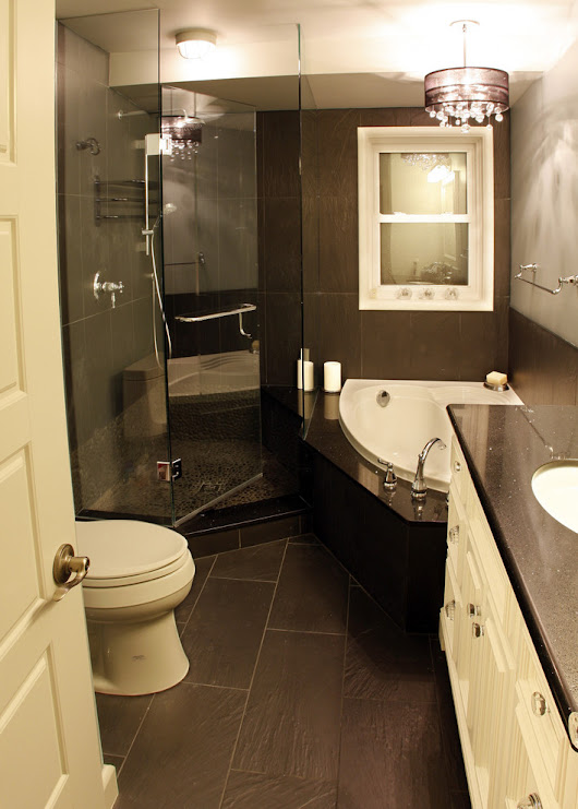 Much Storage to Your Need and Liking in Tiny Bathroom – Decohoms
