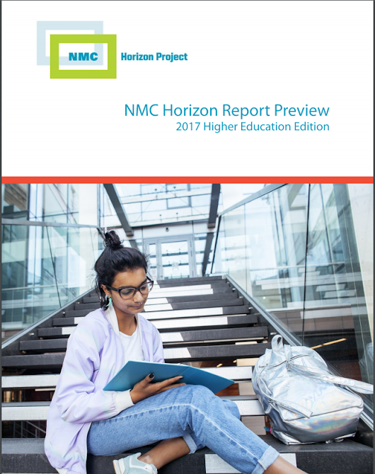 Preview Released of the 2017 NMC Horizon Report