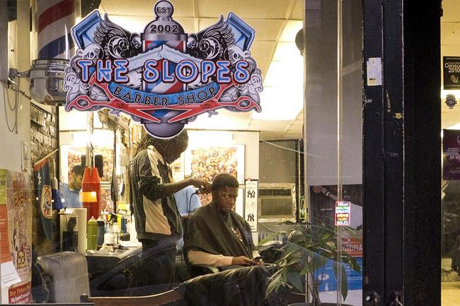 Barbershop, Park Slope