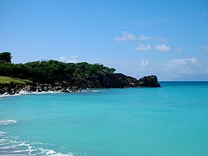 Turner Beach, Antigua, West Indies