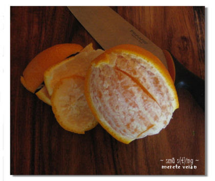 orange :: appelsin