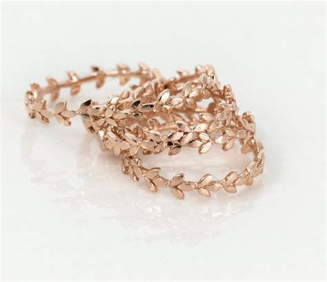 Vine Band in 14k Gold   Rose gold, Wedding and Wraps