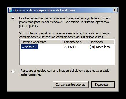 Reparar Bootmgr tutorial foto 3