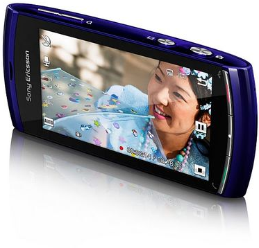 HD-video i nya Vivaz från Sony Ericsson