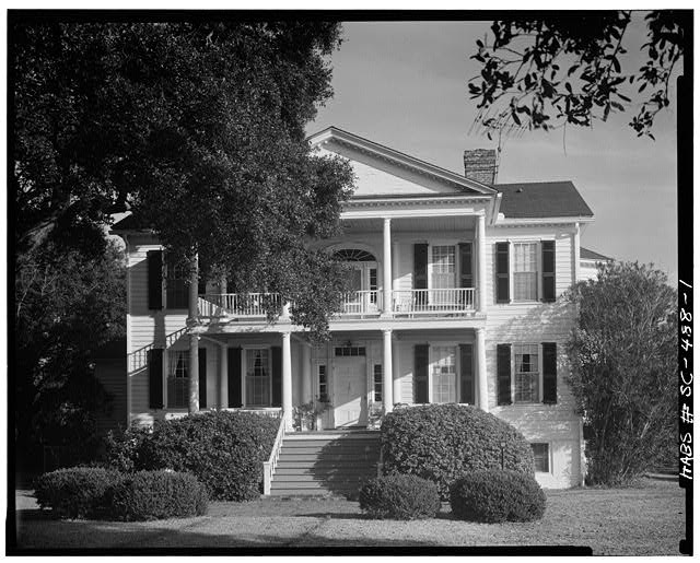 1.  SOUTH ELEVATION - Tidewater, 302 Federal Street, Beaufort, Beaufort County, SC
