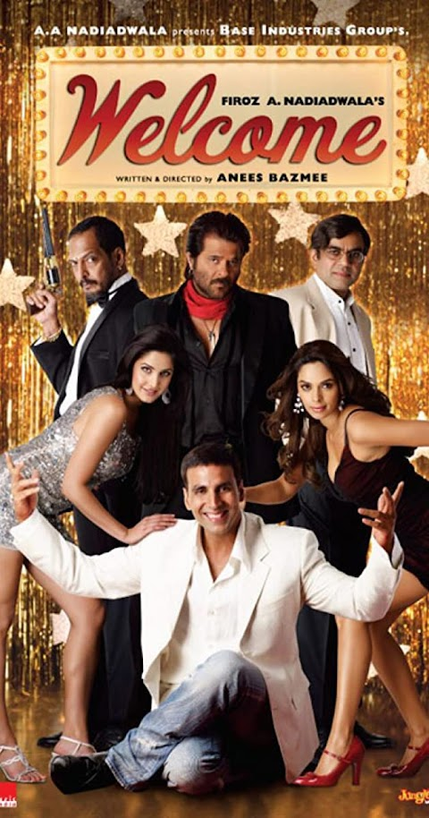Welcome (2007) 480p 720p 1080p WebRip Hindi Full Movie