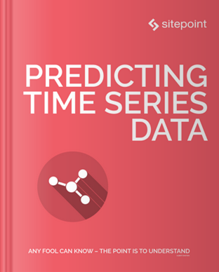 Predicting Time Series Data book cover
