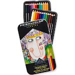 Prismacolor Premier Soft Core - Colored pencil - assorted brilliant colors - pack of 24