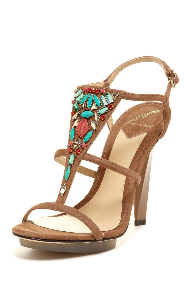 B Brian Atwood Donosa High Heel