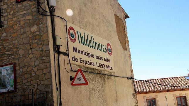 Los diez pueblos más altos de España