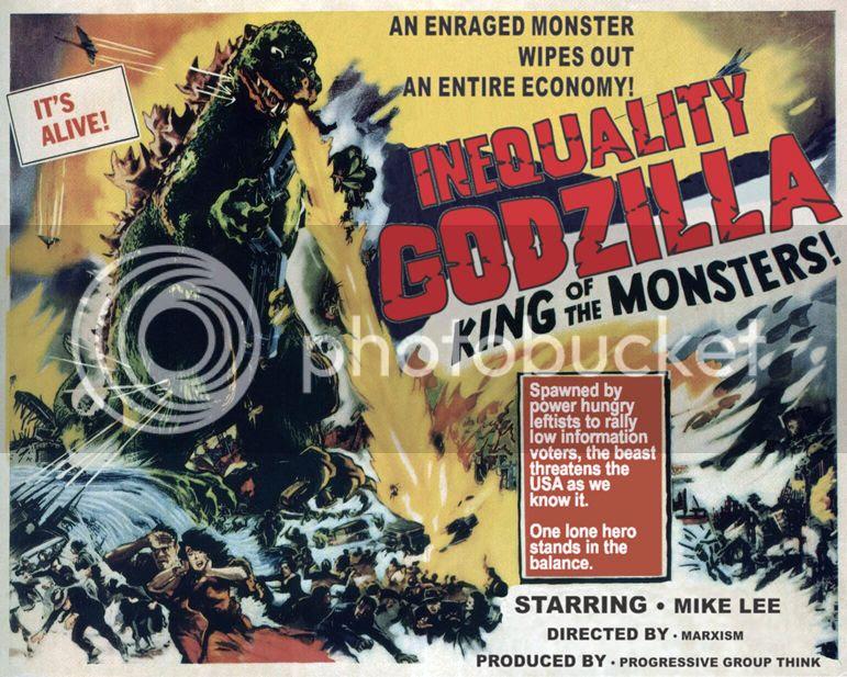 Inequality Godzilla photo 28986-godzillakingposter2_zps65637375.jpg
