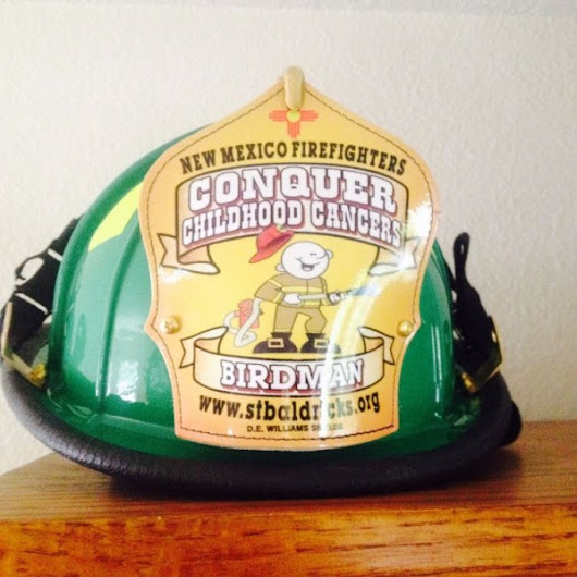New Mexico Firefighters | A St. Baldrick's Event